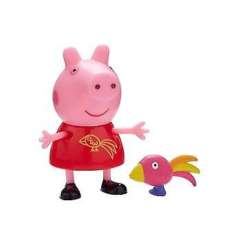 Пеппа Свинья Палс и домашних животных (Пеппа и птица) Игрушка Установить