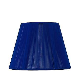 Mantra Silk String Shade Midnight Blue 190/300mm X 195mm