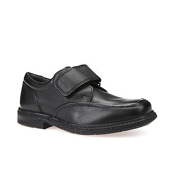 Geox JR Federico A Touch Fastening Shoes