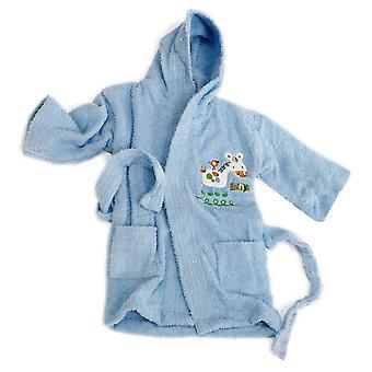 Interbaby Albornoz Infantil Talla 14-16 100% Algodón