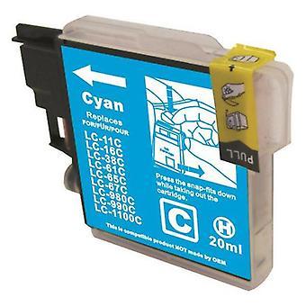 LC38 LC67 Cyan Compatible Inkjet Cartridge