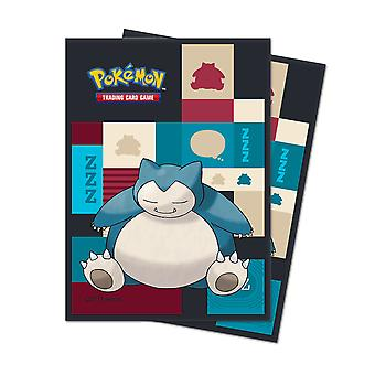 Ultra Pro Pokemon Snorlax Deck Protector sleeves 65-Pack.