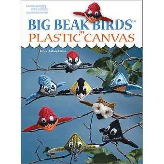 Leisure Arts Big Beak Birds In Plastic Canvas La 5853