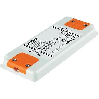 LED transformer Constant voltage Renkforce 12 W (max) 1 A