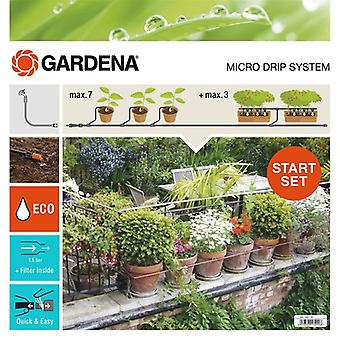 Gardena Micro Irrigation Starter Set with Water Computer