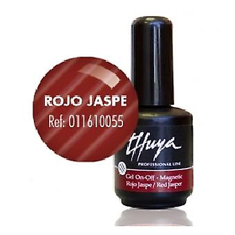 Thuya Magnetic On-Off Gel Red Jaspe 14ml (*)