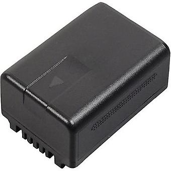Camera battery Panasonic replaces original battery VW-VBT190E-K 3.6 V