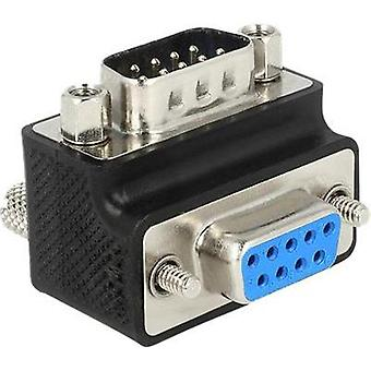 Series Adapter [1x D-SUB-plug 9-pin - 1x D-SUB socket 9-pin] 0 m