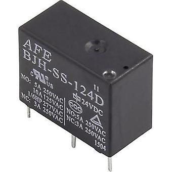 PCB relays 24 Vdc 10 A 1 change-over AFE 1 pc(s)