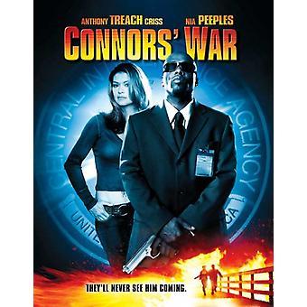 Connors wojny Movie Poster Print (27 x 40)