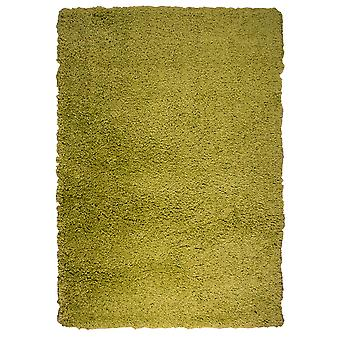 Durable Moss Green Thick Shaggy Fireplace Rugs Ontario