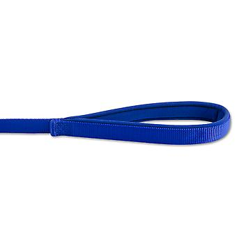 Heritage Nylon Padded Lead Blue 25mm X1.8m