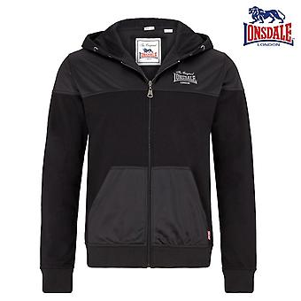 Lonsdale mens tricot Zip Hoody great Mongeham