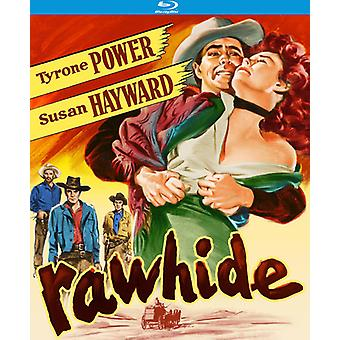 Rawhide (1951) [Blu-ray] USA import