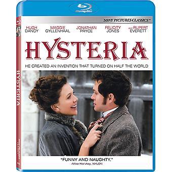 Hysteria (2012) [BLU-RAY] USA import