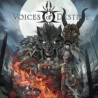 Voices of Destiny - krise kult [CD] USA importerer