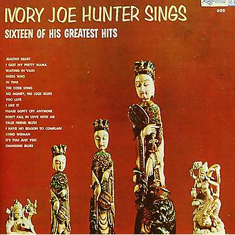 Joe Ivory Hunter - importación de Marfil Estados Unidos [CD]