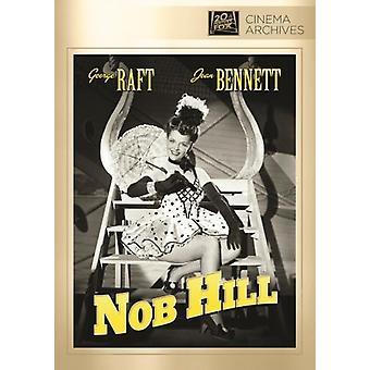 Nob Hill [DVD] USA import