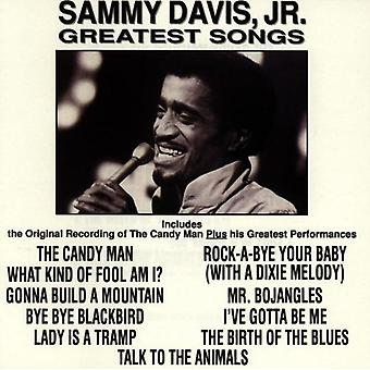 Sammy Davis Jr. - Greatest Songs [CD] USA import