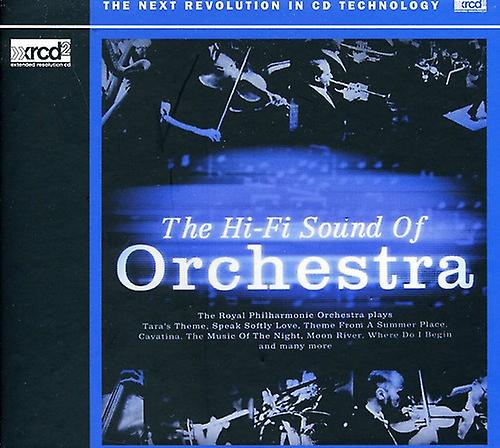 Royal Philharmonic Orchestra - The Hi-Fi Sound of Orchestra [CD] USA import