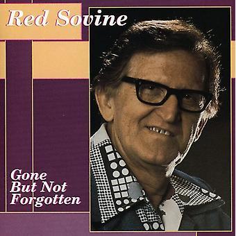 Red Sovine - Gone But Not Forgotten [CD] USA import