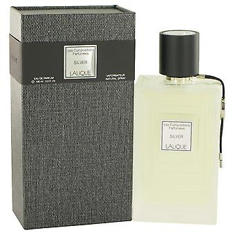 Lalique Women Les Compositions Parfumees Silver Eau De Parfum Spray By Lalique