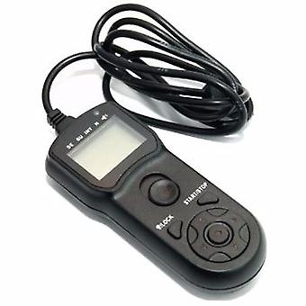 JJC TM-F Multi-Function Timer Remote Control compatible with Minolta RC-1000S, RC-1000L for Minolta DiMAGE 5, DiMAGE 7, DiMAGE 7Hi, DiMAGE 7i etc