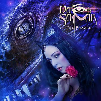 Mørke Sarah - puslespil [CD] USA importerer