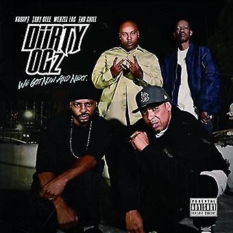 Diirty Og'Z - vi fik nu og næste [CD] USA import