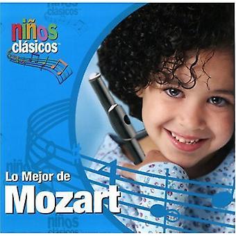 Ninos Clasicos - Ninos Clasicos: Lo Mejor De Mozart [CD] USA import