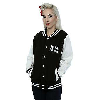 Suicide Squad Women's Deadshot Icon Varsity Jacket