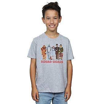 Wizard of Oz Boys Squad Goals T-Shirt