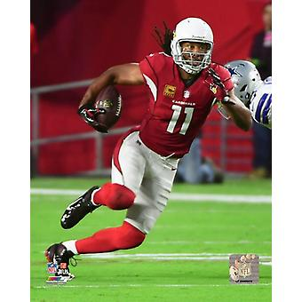 Larry Fitzgerald 2017 Action Photo Print