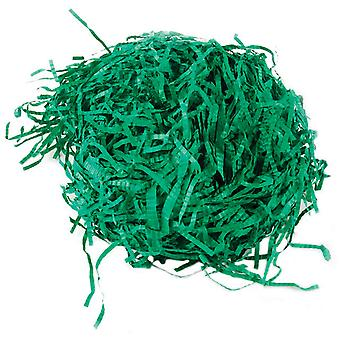 Krinkled Shred Solids 2 Ounces Emerald Green Ks2600 02681