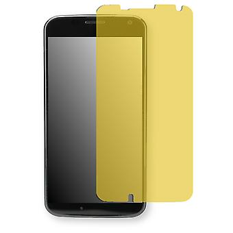Motorola XT1053 screen protector - Golebo view protector protector (deliberately smaller than the display, as this is arched)