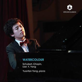 Chopin / Yang - akvarel [CD] USA import
