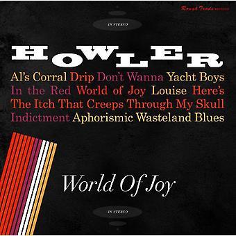 Howler - verden af glæde [Vinyl] USA importerer