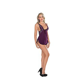 Escante E-EH34533 Ruched sider Babydoll
