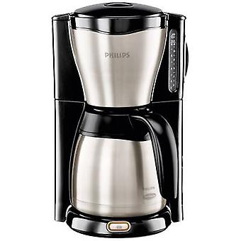 Coffee maker Philips Gaia Therm Stainless steel, Black 1000 W Cup volume=15 Thermal jug