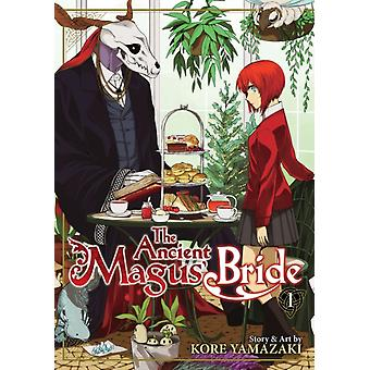 The Ancient Magus' Bride: Vol. 1 (Paperback) by Yamazaki Kore