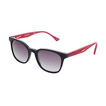 Vespa Unisex Sunglasses Black