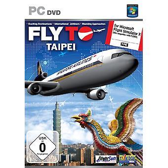 Vliegen naar Taipei Add-On for FS 2004 en FSX (PC DVD)