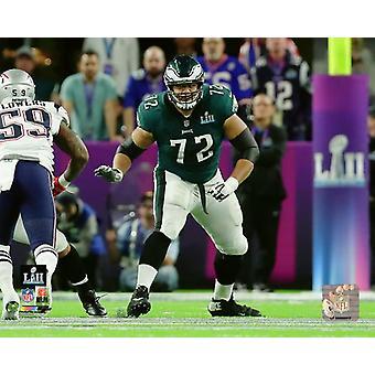 Halapoulivaati Vaitai Super Bowl LII Photo Print