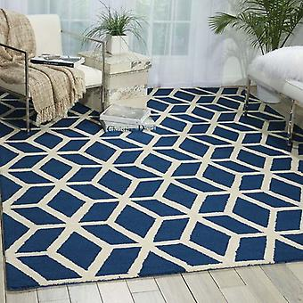 Rugs -Linear - LIN01 Blue / Ivory