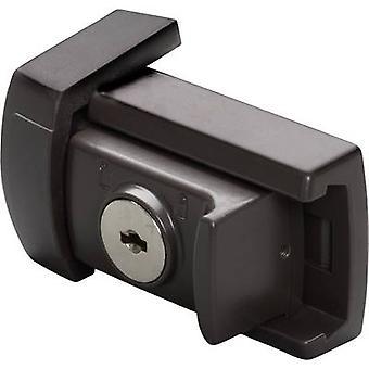 Heavy duty locking bar Grey brown Burg Wächter Winsafe WZ 60 BR SB 38321