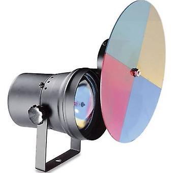 Rad (+ Motor) Farbe mehrfarbig geeignet für (Bühnentechnik) PAR 36
