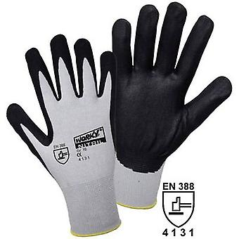 L+D worky FOAM Nylon NITRILE 1158 Nylon Protective glove Size (gloves): 11, XXL EN 388 CAT II 1 pair