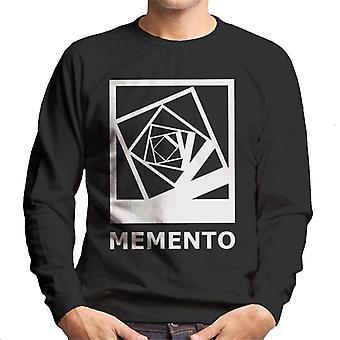 Memento MinimalMen's Sweatshirt