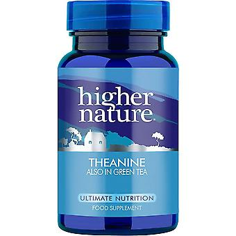 Higher Nature Theanine, 30 veg capsules