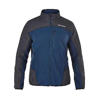 Berghaus Fortrose Pro Fleece Jacket - Intense Blue/Black